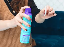 spray on nail polish remover means you u0027ll never spill acetone on