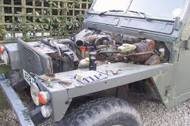 military land rover discovery military lightweight auto express