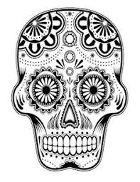 the coolest free coloring pages for adults sugar skulls sugar