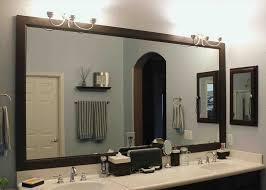 bathroom mirrors cheap framed oval bathroom mirrors homedesignlatest site
