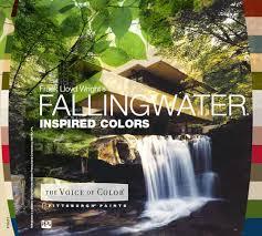 ppg pittsburgh paint fallingwater color series design milk