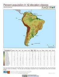 South America Maps by Maps National Aggregates Of Geospatial Data Collection Nagdc