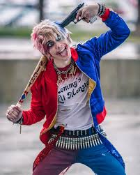 best 20 poison ivy costumes ideas on pinterest ivy costume fantastic harley quinn gender swap cosplay cosplay pinterest