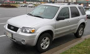 ford crossover 2007 file ford escape hybrid jpg wikimedia commons