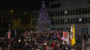 tree lighting 2016 glendale ca