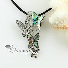 butterfly flower rainbow abalonesea shell rhinestone of