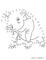 pig dot to dot game coloring pages hellokids com