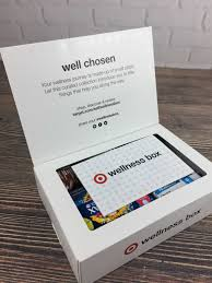 Discover Business Card Review Target Wellness Box Review U2013 Self Wellness Edition Hello