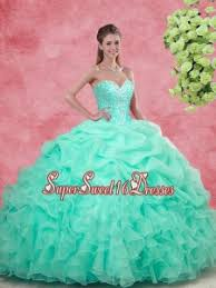 aqua green quinceanera dresses 15th birthday party dresses sweet 15 quinceanera dress cheap
