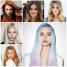 be a trendsetter u2013 dye your hair in the colour of the year