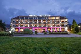 hotel beau rivage la cuisine hôtel et restaurant le beau rivage gérardmer vosges dans la