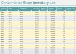 Take Sheet Template Monthly Daily Stock Maintain Template In Excel Sheet