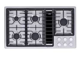 Lg Downdraft Cooktop Kitchen The Jenn Air Cooktops Jgd3536bs Gas From Mountain High