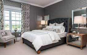 dark grey bedroom blue and gray bedroom contemporary bedroom atmosphere