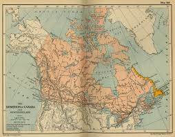 A Map Of Canada by More Historical Maps Of Canada