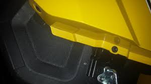 yamaha yxz 1000r forum view single post new yxz peeling yellow
