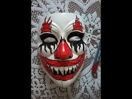 Creepy Masks How To Make An Scary Mask Youtube