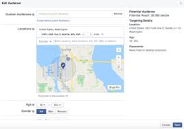 Starbucks Map How To Ambush Your Perfect Customer With Facebook Geo Targeting