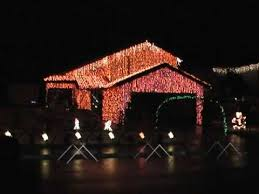 trans siberian orchestra christmas lights christmas lights to trans siberian orchestra 125 000 lights youtube