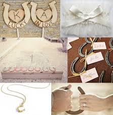 horseshoe wedding favors lucky in ideas for incorporating horseshoes into your