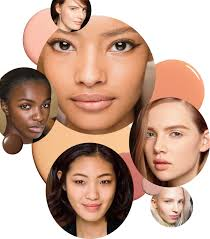Hair Colors For Mixed Skin Tones The Great Skin Tone Challenge How To Find Your Exact Foundation