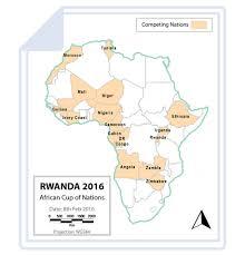 Rwanda World Map by 8 Geospatial Rwanda U2014 Geobreadbox