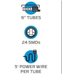 Color Interior Lights For Cars Amazon Com Ledglow 4pc Multi Color Led Car Interior Underdash