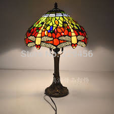 Tiffany Table Lamp Shades Compare Prices On Stained Glass Lampshades Online Shopping Buy