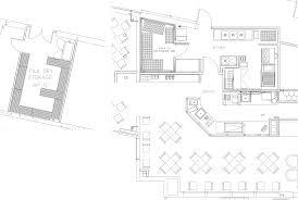 newtown athletic club cafe kitchen design mise designs