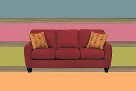 burgundy living room color schemes pull out the purple but turn