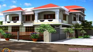 House Plans With 5 Bedrooms by Kerala House Plans With 5 Bedrooms Youtube