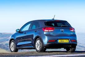 economy kia rio kia rio hatchback 2017 running costs parkers