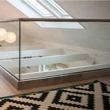 Handrail Manufacturer China Terrace Railing Design Stainless Steel Glass Balustrade