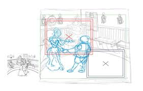 bg layout artist layout and posing toon boom animation