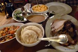 Thanksgiving Menu 2014 Great Places To Celebrate Your Rundisney Race The Disney Food Blog