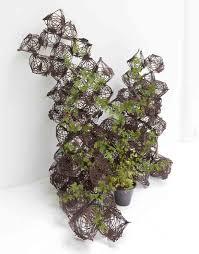 Living Trellis Plant Trellis System As Modular Living Sculpture Urban Gardens