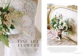 Wedding Flowers Magazine Modern Wedding Flowers Magazine Issue 19 Preview Modern Wedding