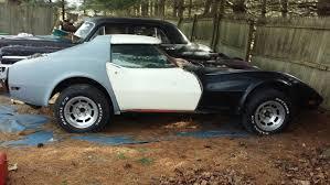 1963 corvette project car for sale exclusive 1975 chevrolet corvette project