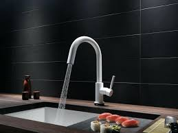 faucet moen white pull out kitchen faucet the solna faucet by