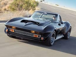 fast and furious corvette 67 custom roadster resembles the corvette gran sport in
