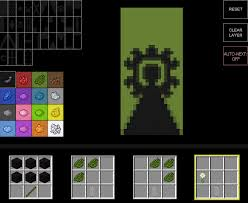 1 8 snapshot war banner creator minecraft tools mapping and