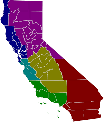 Florida Dca Map by California Courts Of Appeal Wikipedia