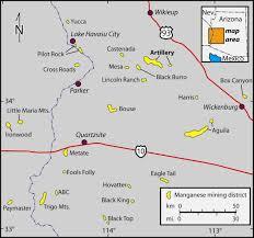 Zip Code Map Az by Arizona Geology August 2012