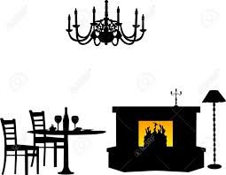 Home Design Vector Free Download Home Design Alluring Dining Silhouette 12431593 Area Furniture
