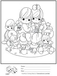 precious moments coloring pages coloring home