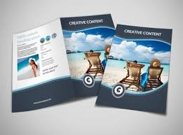 5 star resort brochure template mycreativeshop