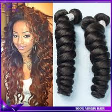 pics of loose wave hair brazilian loose body wave hair triple weft hair extensions