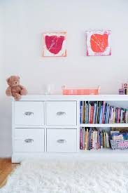 long kids bookcase with drawers transitional u0027s room