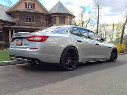 maserati ghibli grey black rims my 14 u0027 qp gts w custom 21