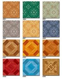 printed linoleum patterns from 1908 catalog house interiors